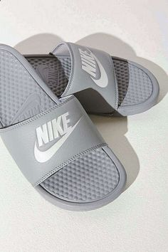 1080d6a1741d6f The Flyknit Lunar 3s look really nice with any black or white workout  outfit. Also · Adidas Slides ...