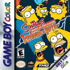 The Simpsons - Night of the Living Treehouse of Horror Coverart.png