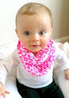 baby infinity scarf bib pattern | Infinity Scarfs