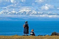 Ilha do Sol, Bolívia