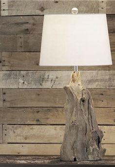 modern rustic wood lamp... Great wrok fro more wood jewelry please vist my shop http://ezekielhandmade.etsy.com