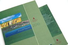 NC Conservation Network, Annual Report by Designbox #designboxprint #NCCN