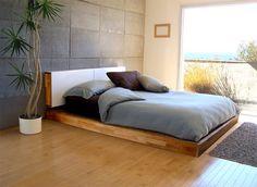MASH LAX Platform Bed