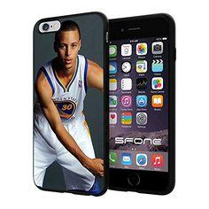 "NBA All Star Stephen Curry , Cool iPhone 6 Plus (6+ , 5.5"") Smartphone Case Cover Collector iphone TPU Rubber Case Black SHUMMA http://www.amazon.com/dp/B00WTPIS1C/ref=cm_sw_r_pi_dp_Gieqvb0B4VZAQ"