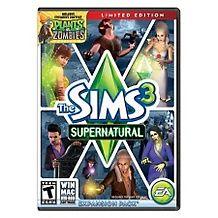 Sims 3 Supernatural Limited PC/MAC ExpPk