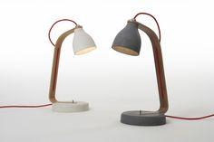 Heavy-Desk-Light-mittel- betonove lampy,Betoniu.com