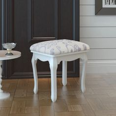 Great prices on your favourite Home brands, and free delivery on eligible orders. Dressing Stool, Love Your Home, Grey Pattern, Australia Living, Cushion Fabric, Folding Chair, White Fabrics, White Wood, Black Fabric