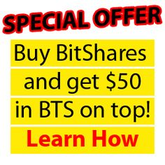 Cashback Offer - Buy $100 worth of Bitshares, ETH or NXT - get $50 on top! :)