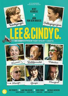 Lee & Cindy C-DVD-cover voorzijde