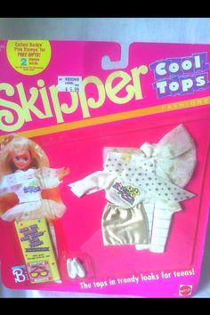 Cool Tops Skipper fashions