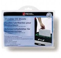 Rexel Oil Sheets 2101948 - Shredder Oil