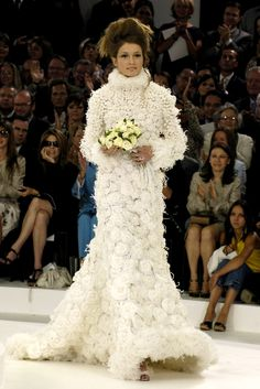 Chanel | Fall 2005 Couture