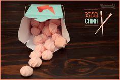 Cajas de comida china para imprimir y armar, para pequeños cotillones son excelentes, lindas, fáciles de hacer y económicas