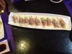 Nick San Cabo - best Mexican Sushi fusion!