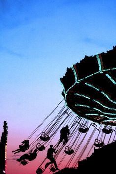 #ridecolorfully to the carnival