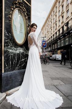 Suknia ślubna Lana / Kolekcja Amy Love Bridal 2017