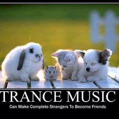 Trance music #truth