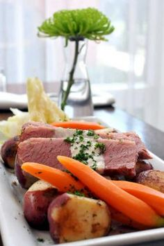 Great Irish recipes from the head chef at 700 Drayton in Savannah, . St. Patrick's Day