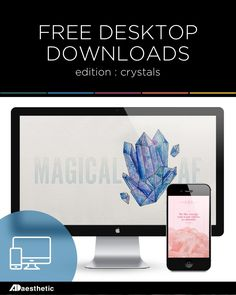 Hey everyone, it's Ashley here with September's FREE wallpapers.If you're a new reader, you should know that each month Dawn and I pick a theme in order to bring you two original desktop…