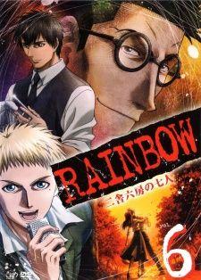 Rainbow: Nisha Rokubou no Shichinin picture Poster Ideas, Rainbow, Animation, Japanese, Manga, Dark, Anime, Rain Bow, Rainbows