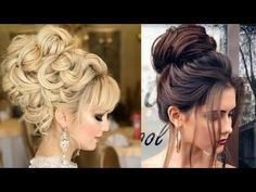 Glamorous Hairstyle Ideas For Any Occasion - YouTube #eleganthairstylesforlonghair
