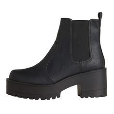 Eamon (75,755 KRW) ❤ liked on Polyvore featuring shoes, boots, ankle booties, black, clothes - shoes, bootie boots, black ankle boots, short boots, black ankle booties and ankle bootie boots