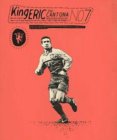 Eric Cantona.                                            Zoran Lucić, Sucker for Soccer