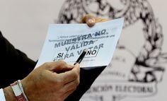 El tuitdebate de #ÉticaEnRed de hoy tratará del plebiscito en Colombia. Estas son las claves de redacción:  Fundéu BBVA