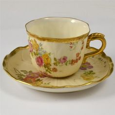 Royal Worcester, 1897 (Erdinç Bakla archive)