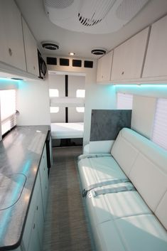 Van Conversion For Family, Van Conversion Interior, Camper Van Conversion Diy, 15 Passenger Van, Luxury Van, Camper Beds, Sprinter Camper, Van Home, Campervan Interior