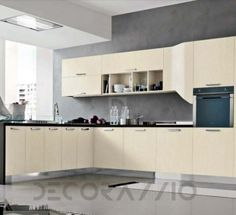 #kitchen #design #interior #furniture #furnishings #interiordesign  комплект в кухню Stosa Milly, St.С53