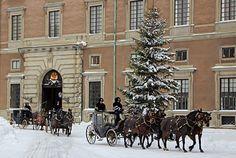 Royal Palace of Stockholm, Sweden