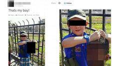 Conmoción en Australia por la «bárbara» imagen publicada por el propio Jaled Sharruf en las redes sociales
