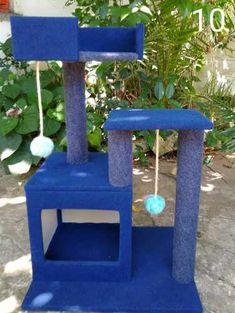Rascadores Gatto Nero Desarmables - Cat Tree - Trepador - $ 1.795,00 en Mercado Libre