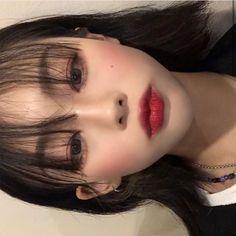 Goth Makeup, Beauty Makeup, Hair Makeup, Eye Makeup, Asian Makeup, Korean Makeup, Japanese Makeup, Korean Skincare, Aesthetic Makeup