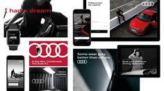 """Audi verpasst sich ein neues Erscheinungsbild in digitalen und analogen Medien. Gemeinsam mit Strichpunkt, die der Autobauer bereits Anfang 2015 als neue CI-Agentur an Bord holte, sowie KMS Team und Blackspace will man das Corporate Design der Marke künftig nach einer """"Digital First""""-Maxime ausrichten. Das bedeutet, dass medienübergreifende Gestaltungsprinzipien für Analog und Digital künftig ganzheitlich gedacht und interdisziplinär entwickelt werden."""