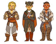 ac 4 fan art - Google Search