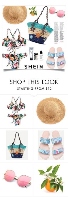 """""""Shein 7/V"""" by samra-bv ❤ liked on Polyvore featuring WithChic and Bobbi Brown Cosmetics"""
