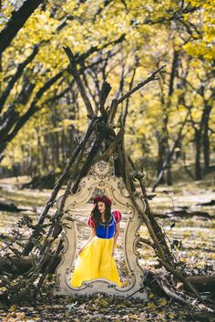 """SNOW WHITE PHOTO SHOOT WYN WILEY PHOTOGRAPHY idea for daughter when shes a senior ( one silly photo along with the """"nice ones"""" ) she will always be our princess"""