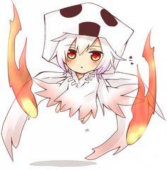 Tags: Anime, Minecraft, Ghast, Aya Usagi http://www.zerochan.net/Aya+Usagi