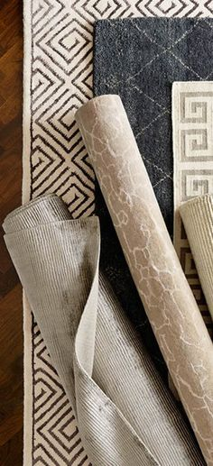 Neutral Rugs | Tonal Chic Home Decorating