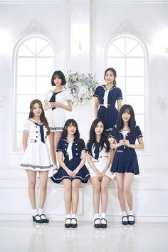 Latest KPop News for all KPop fans! Gfriend Album, Gfriend Yuju, Kpop Girl Groups, Korean Girl Groups, Kpop Girls, Dji, Cloud Dancer, G Friend, Girl Bands
