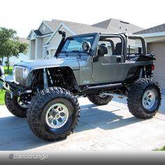 Jeep <3 Got a TALL One !