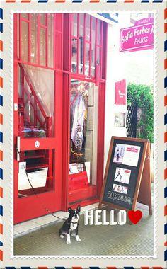 Concept Store Parisino con marca propia (Jeans Premium) y multimarca de Paris (solo prendas y accesorios). Boutique, Gnral Paunero 1951 – Martinez. Tel: 11 4793-0436