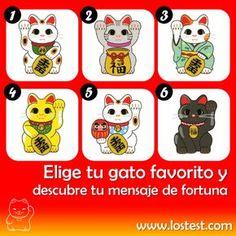 El Maneki Neko o gato de la fortuna es un amuleto de prosperidad de la cultura oriental que se ha vuelto muy popular en la cultur...