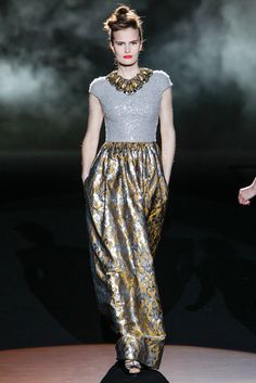 Badgley Mischka Fall 2013 Ready-to-Wear Fashion Show