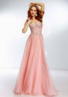 94d0327c4 25 imágenes geniales de Vestidos De Dama De Honor De Color Rosa ...