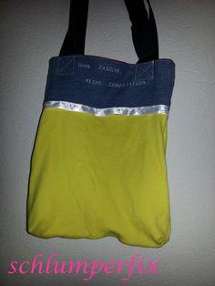 schlumperfix: Upcyclingtasche