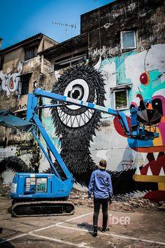 BUKRUK Street Art Festival 2013