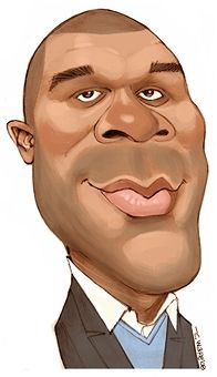 Tyler Perry caricature